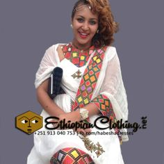 New traditional Ethiopian dress | Ethiopian clothing