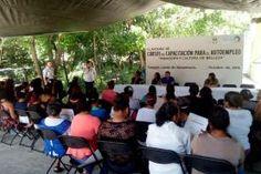 Landa de Matamoros, Qro. 6 de octubre de 2016.- El Director de Desarrollo Social y Humano del Municipio de Landa...