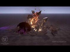 UE4 Unreal vfx Reel by ChengGang - YouTube