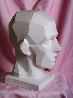 Faces (Planar shifts) on Pinterest | Planes, The Face and Anatomy