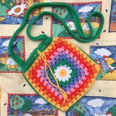 Lizzie Kaya's Shop - Depop Crochet Patterns Amigurumi, Crochet Toys, Knit Crochet, Crochet Flower Tutorial, Crochet Flowers, Crotchet Bags, Diy Crochet Projects, Learn To Crochet, Crochet Designs