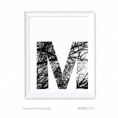Andaz Press Monogram Wall Art Print Poster, Black and Whi... https://smile.amazon.com/dp/B0185P51N2/ref=cm_sw_r_pi_dp_x_zp.wzbRPP6FT1