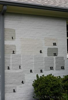 Exterior Gray Paint