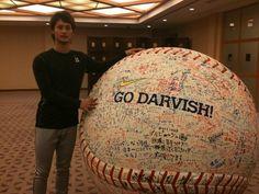 Yu Darvish - Fan Ball