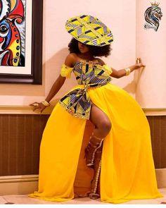 African fashion 20 Bilder von afrikanischen Ankara-Kleidern im Trend Short Ankara Dresses, African Prom Dresses, Ankara Dress Styles, Trendy Ankara Styles, Latest African Fashion Dresses, African Print Fashion, Africa Fashion, African Dress, African Prints