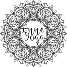 Bienvenue - Anne Yoga Yoga Pilates, Symbols, Peace, Gentle Yoga, Muscle Fitness, Sobriety, Glyphs, World, Icons