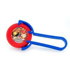 Marvel Super Hero Squad Disc Launchers