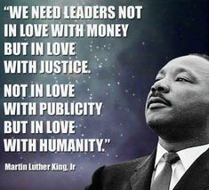 Martin Luther King Jr, was a amazing great man, with a amazing great vision. Quotes For Him, Great Quotes, Quotes To Live By, Me Quotes, Motivational Quotes, Inspirational Quotes, Leader Quotes, The Words, Quotable Quotes