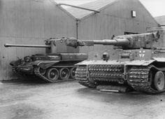 Panzerkampfwagen VI Tiger (8,8 cm L/56) Ausf. E (Sd.Kfz. 1…   Flickr