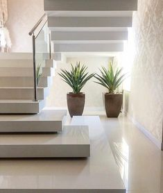 28 ideas house interior rustic stairs for 2019 Home Stairs Design, Interior Stairs, Home Interior Design, Stair Design, Escalier Art, Escalier Design, Rustic Stairs, Modern Stairs, House Stairs
