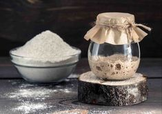 How to Make the Perfect Gluten-Free Sourdough Starter Making Sourdough Bread, Sourdough Recipes, Bread Recipes, No Bake Treats, No Bake Desserts, Donut Form, My Daily Bread, San Francisco Food, Cooking Ingredients