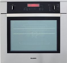 Blanco 600mm Pyrolytic Oven
