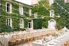 fine art wedding venue France French Wedding Style, Chic Wedding, Wedding Trends, Elegant Wedding, Wedding Table, Wedding Styles, Wedding Venues, Wedding Reception