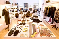 kisan concept store in soho. beautiful women's and children's clothing and gifts and accessories from around the world!