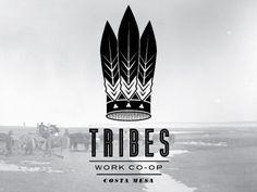 Amy Hood logo mockup for Tribes #hoodzpah www.wegothoodzpah.com