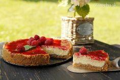 Bezlepkový cheesecake - Recept