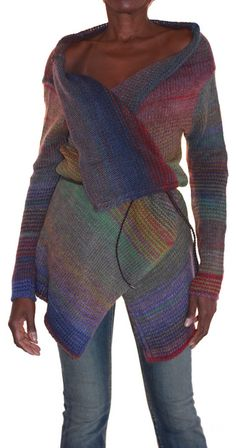 Cardigan lungo collezione MCS stagione A/I 2012