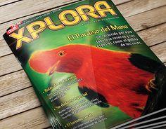 "Check out new work on my @Behance portfolio: ""Xplora"" http://on.be.net/IvkkEW"