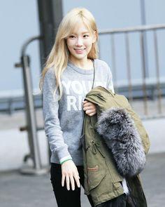 """""""151201 #Taeyeon at HongKong"""""""