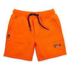 Fleece Active Short - Boys 2-7 Pants & Shorts - RalphLauren.com