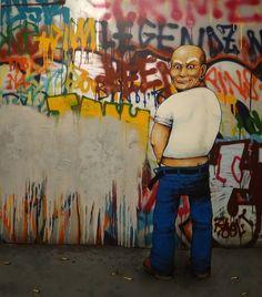 Street Art by Dran aka