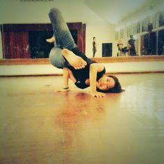 Capoeira girl