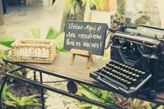 Casamento Vintage de Luisa e Thiago - Inspire Blog {Local da Cerimônia, recepção, decoração, buffet e doces: Sítio Meio do Mato | Fotografia: Sabrina L de Souza}
