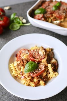 Awesome beauty diy detail are offered on our website. Easy Pasta Dinner Recipes, Baked Pasta Recipes, Healthy Pasta Recipes, Veggie Recipes, Vegetarian Recipes, Pasta Dishes, Food Dishes, Pasta Fagioli Recipe, Pesto Pasta