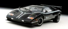 Lamborghini Countach LP500R Diecast Scale Model by Kyosho