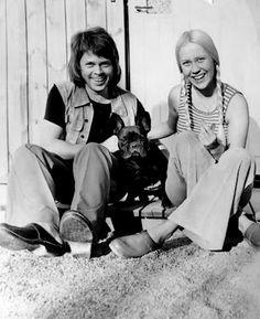 Agnetha Bjørn and Ada