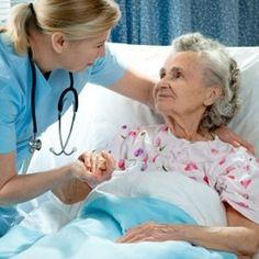 Voor Ouderen die minder kunnen en heel veel behoefte hebben aan zorg en liefde in hun zorg