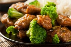 Beef and Broccoli Bowl: Try this zesty and delicious dish for lunch or dinner!