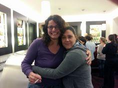 La poesia che mette allegria. Conoscere @Roberta Zanella è stata una gioia - prima edizione di #yummywriting ottobre 2012 Roma