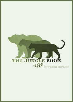 The Jungle Book - Rudyard Kipling.