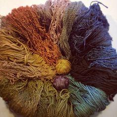 madder root, cutch, woad, fustic, logwood  erinconsidine:    Taken with instagram