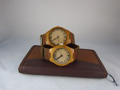 Wood Watch, Clock, Accessories, Home Decor, Wood Clocks, Wooden Clock, Watch, Wooden Watch, Interior Design