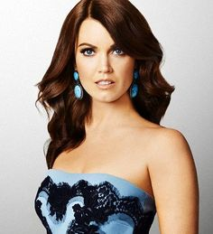 Bellamy Young. Beautiful.