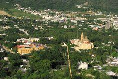 La Sierra Gorda de Querétaro, pueblo Magico de Jalpan de Serra