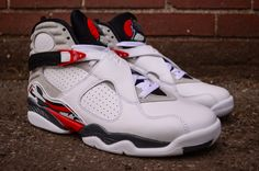 """Air Jordan 8 Retro """"Bugs Bunny""""...I really liked these. I should not have sold them. :("""