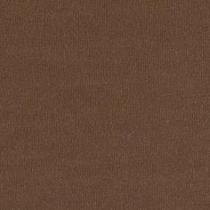 Rayon Cotton Jersey Knit Hot Chocolate from @fabricdotcom  This jersey knit has an ultra soft hand, fluid drape, and 50% stretch across the grain. It is perfect for creating stylish T-shirts, tops, and knit dresses or skirts with a lining.