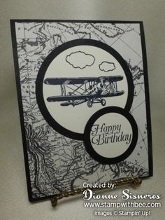 Sky's the limit Stampin Up - Google Search