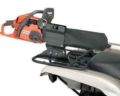 Atv #chainsaw #mount #holder quad artic cat 250 300 400 500,  View more on the LINK: http://www.zeppy.io/product/gb/2/171849413364/