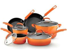 Enter to Win A Rachael Ray 10-piece Cookware Set Giveaway - Ends October 31st at Midnight