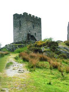 Dolwyddelan Castle, Snowdonia, United Kingdom (Photo by Pam Dunnington)