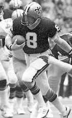 Archie Manning - One of the greatest quarterbacks to play the game on one of the worst teams at the time.