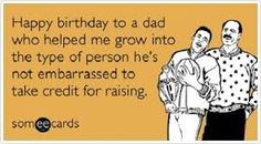 HBD Papa Bear Happy Birthday Dad Funny Memes Gifts