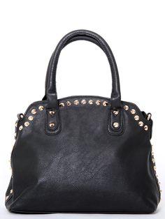 #Studded Handbag