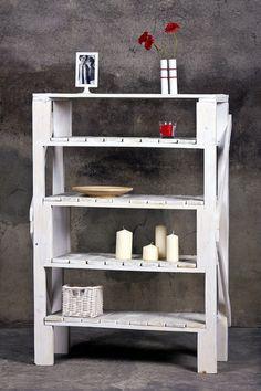 Estanteria / ref. 24044 | Mobles fets de palets i caixes de fusta