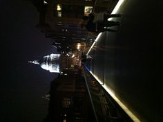 From millennium Bridge the view of beautiful St Pauls Cathedral.