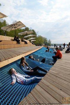hammock bar